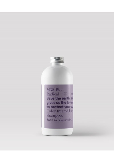 Xampú d'Arrós i Espígol 250ml