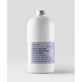 Xampú detox 1000ml
