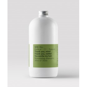 Xampú Menta 1000 ml