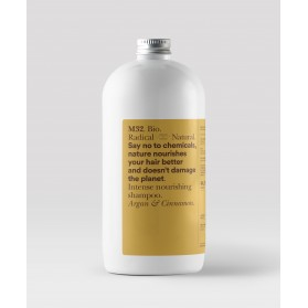 Xampú d'Argan, Vainilla i canyella 1000 ml