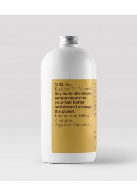 Nourishing hair shampoo vanilla & argan 1000ml