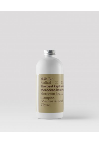 Xampú Moroccan Lava Clay 250 ml